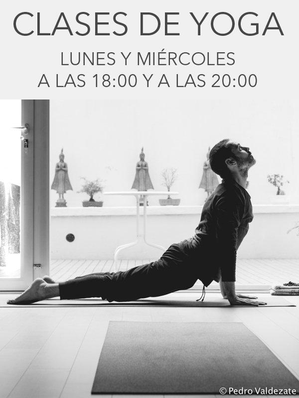 clases yoga madrid