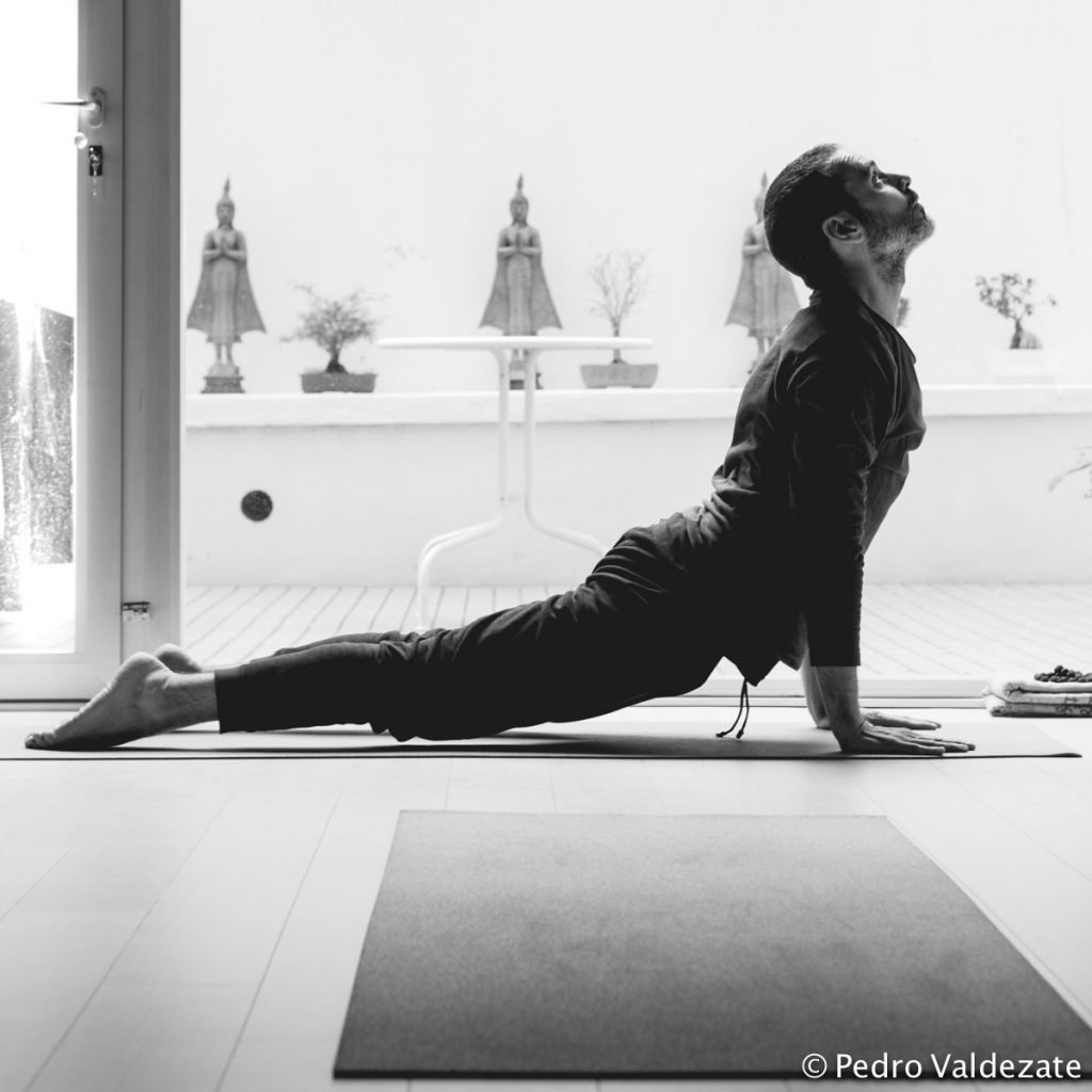 yoga madrid