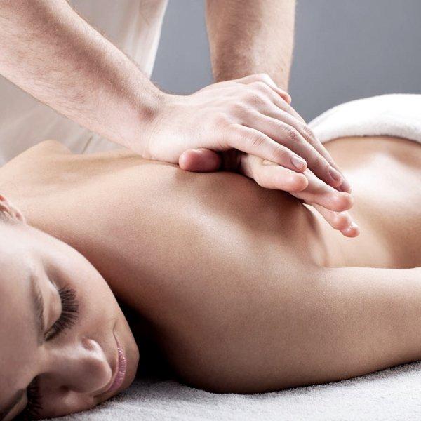 masaje thai con aceites